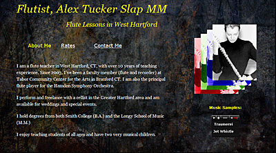 screen-capture-of-Music-Adventure-website